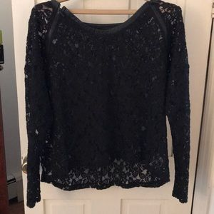 Lace DKNY JEANS top